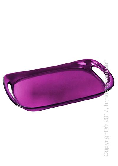 Поднос Bugatti Glamour Tray, Сиреневый