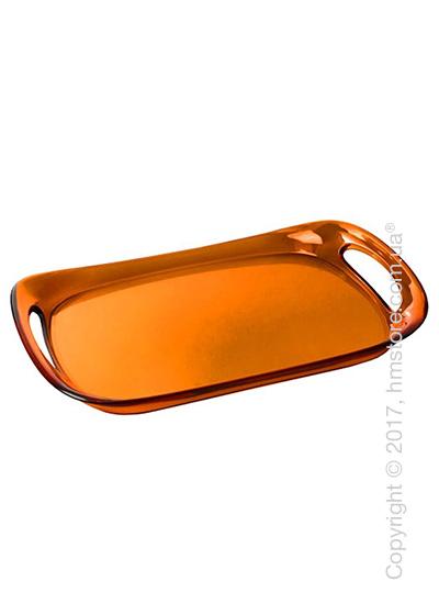 Поднос Bugatti Glamour Tray, Оранжевый