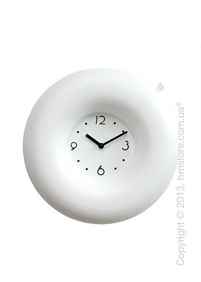 Часы настенные Progetti Salvatempo 1 Wall Clock, White