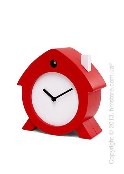Часы настольные Progetti Home Sweet Home, Red