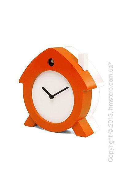 Часы настольные Progetti Home Sweet Home, Orange
