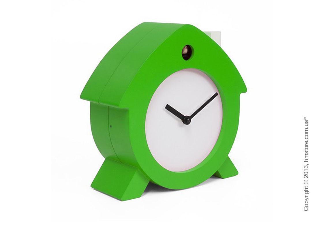 Часы настольные Progetti Home Sweet Home, Green