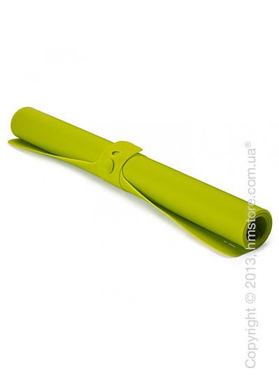 Коврик для раскатки теста Joseph Joseph Roll-up Baking Mat, Green