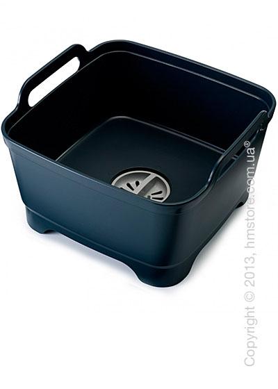 Емкость для мытья посуды Joseph Joseph Wash & Drain, Серая