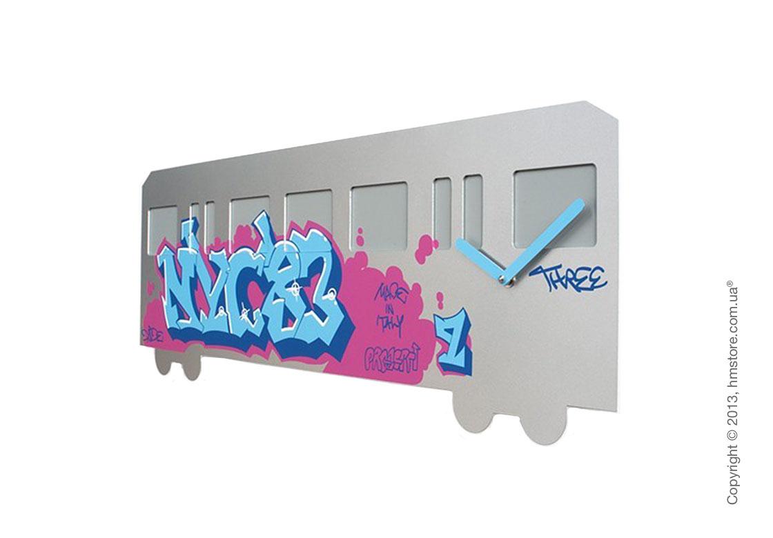 Часы настенные Progetti NYC83 Wall Clock