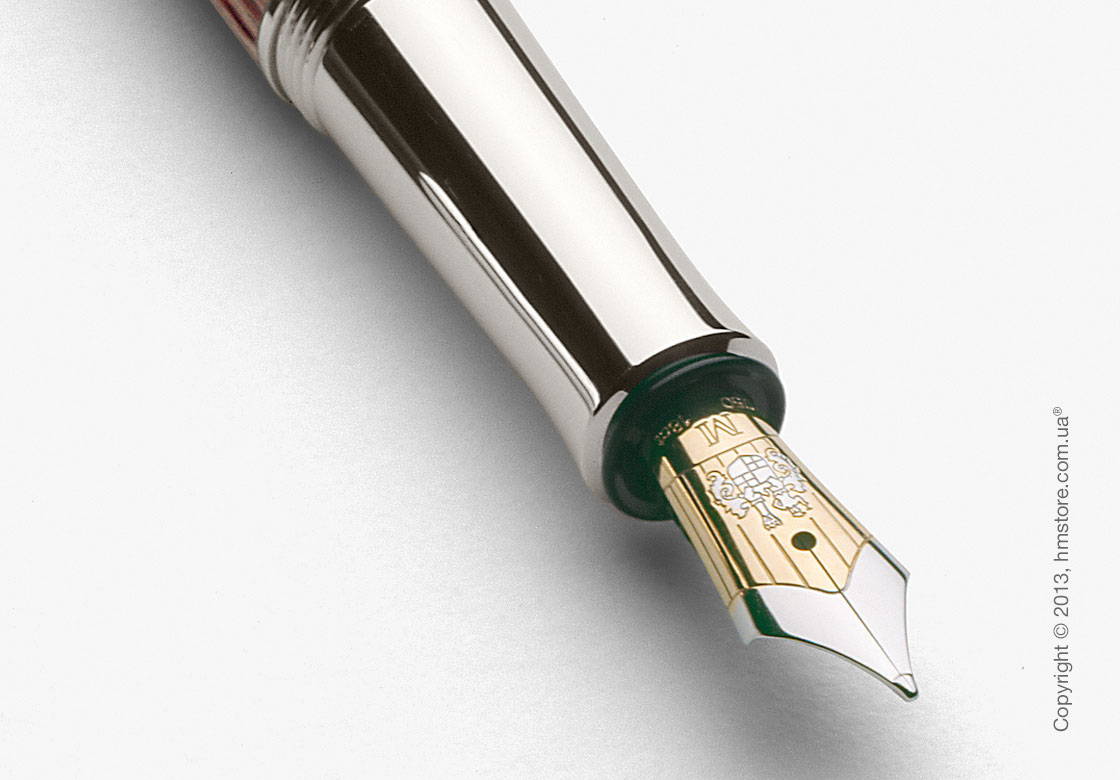Ручка перьевая Graf von Faber-Castell серия Classic, коллекция Pernambuco, Finely Fluted