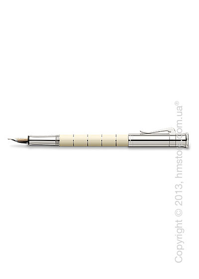 Ручка перьевая Graf von Faber-Castell серия Classic Anello, коллекция Ivory