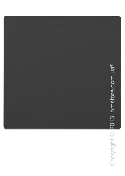 Настольный коврик для письма Graf von Faber-Castell, Black Grained Leather