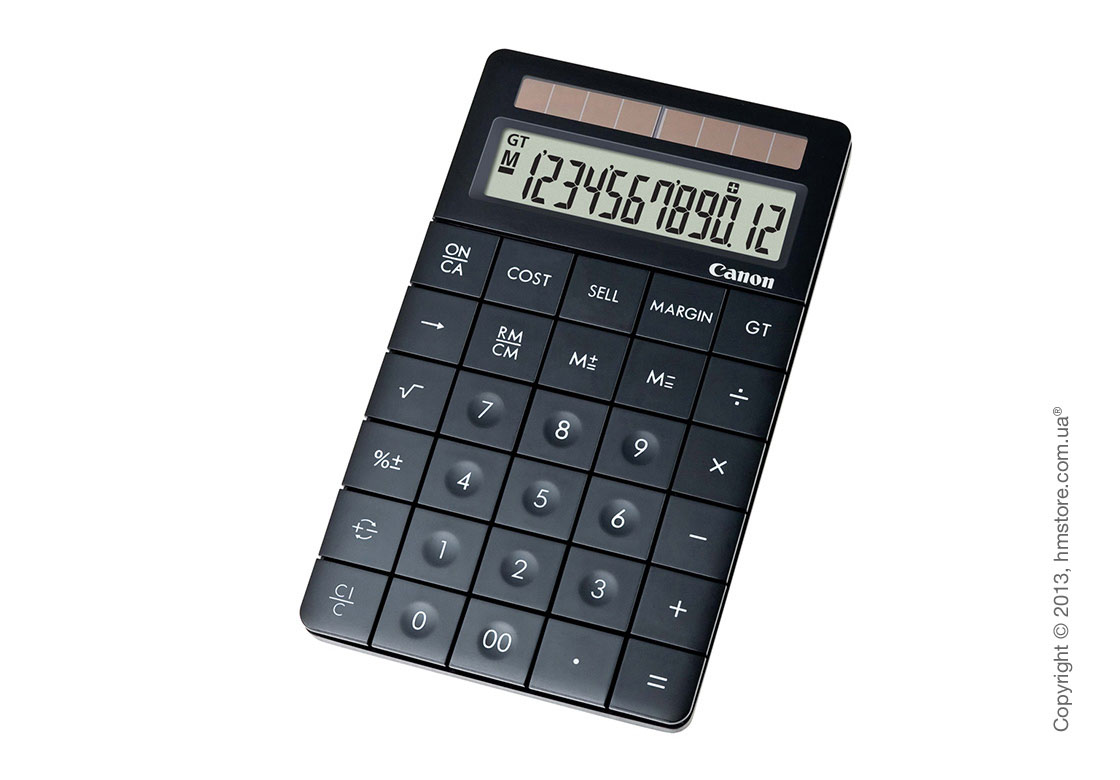 Калькулятор Canon X Mark 1, Черный