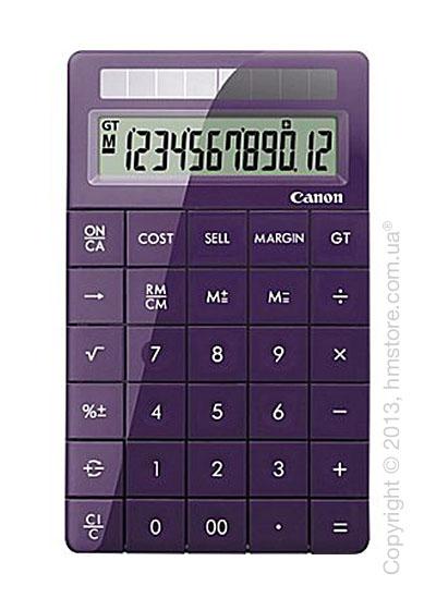 Калькулятор Canon X Mark 1, Фиолетовый