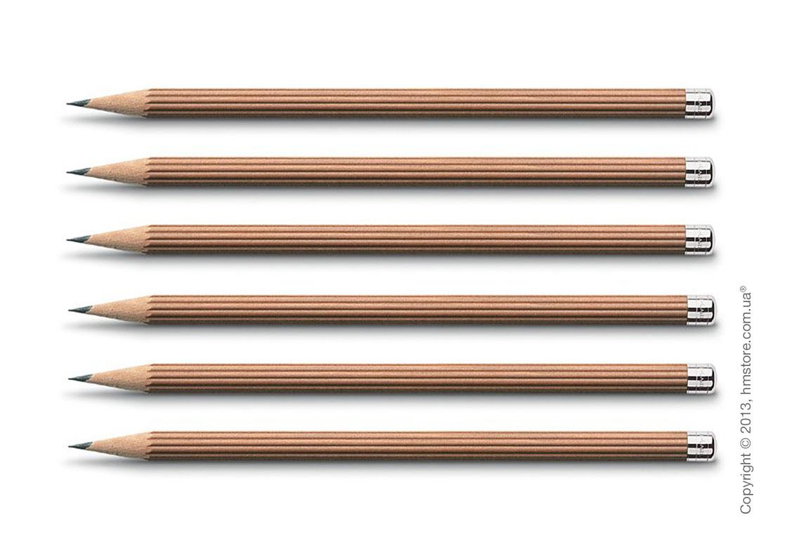 Набор карандашей Graf von Faber-Castell 6 Pencils NO. III