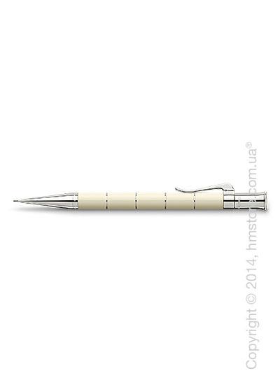 Карандаш механический Graf von Faber-Castell серия Classic Anello, коллекция Ivory