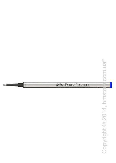 Сменный стержень Faber-Castell для ручки роллер, Синего цвета