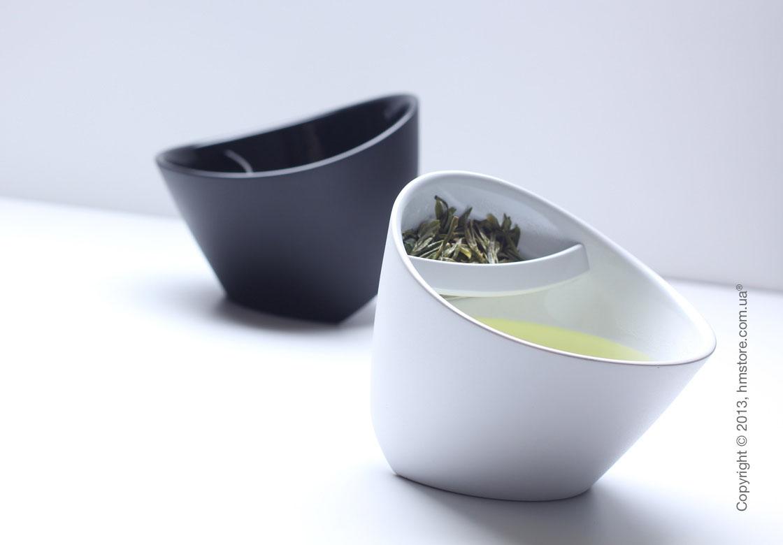Заварочная чашка Magisso Teacup, White