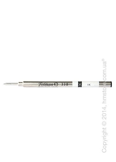 Сменный стержень Pelikan для ручки роллер, Черного цвета