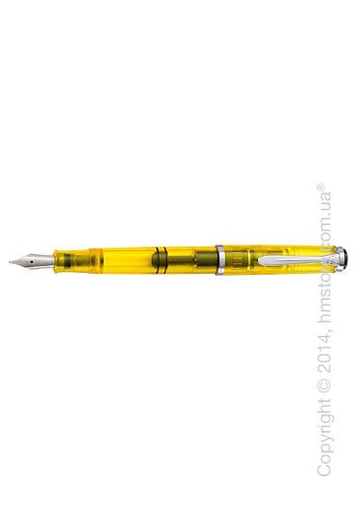Ручка перьевая Pelikan Classic M205 Duo Highlighter, Yellow