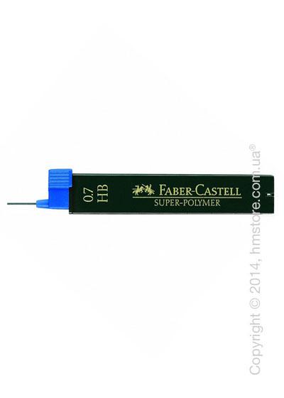 Сменный грифель для механических карандашей Faber-Castell (12 шт.)