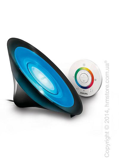 Cветодиодный светильник Philips LivingColors Aura Black