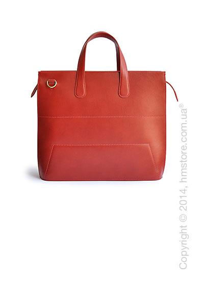 Женская кожаная сумка Nazareno Gabrielli серия Firenze Line