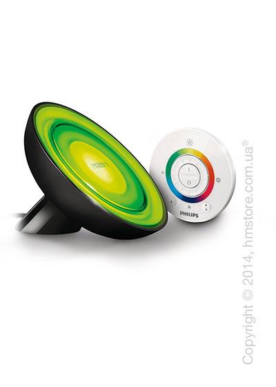 Cветодиодный светильник Philips LivingColors Bloom Black