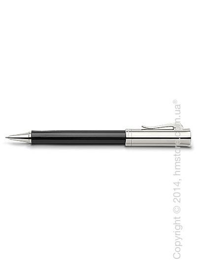 Ручка роллер Graf von Faber-Castell серия Intuition Platino, коллекция Black