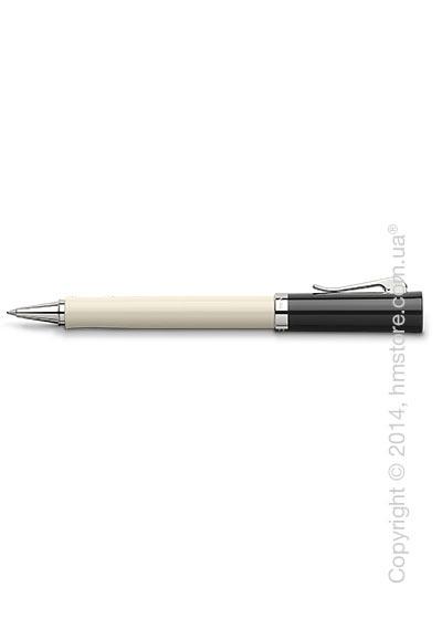 Ручка роллер Graf von Faber-Castell серия Intuition, коллекция Ivory