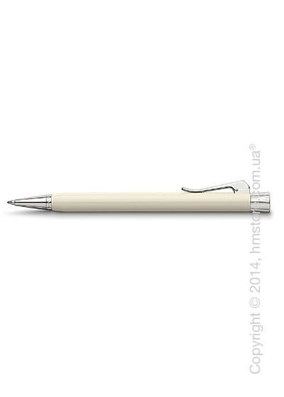 Ручка шариковая Graf von Faber-Castell серия Intuition, коллекция Ivory