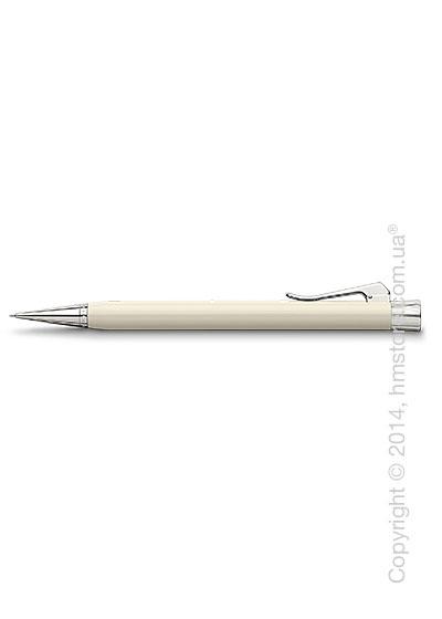 Карандаш механический Graf von Faber-Castell серия Intuition, коллекция Ivory