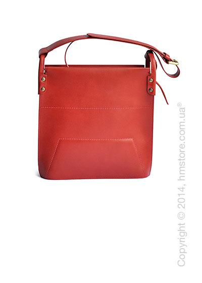 Женская кожаная сумка Nazareno Gabrielli серия Firenze Line, Small