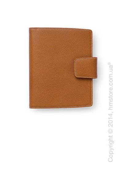 Органайзер Graf von Faber-Castell Agenda Pocket, Brown, Grained Leather