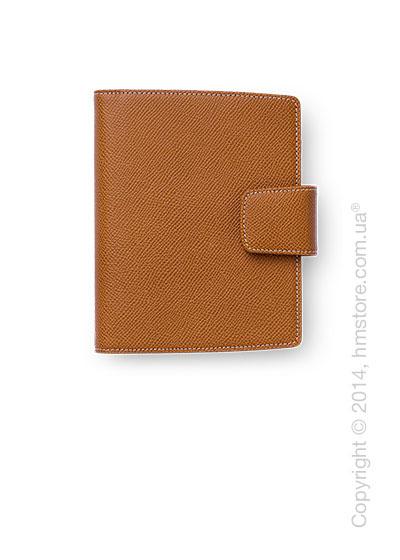 Органайзер Graf von Faber-Castell Agenda Pocket, Brown, Grained Leather