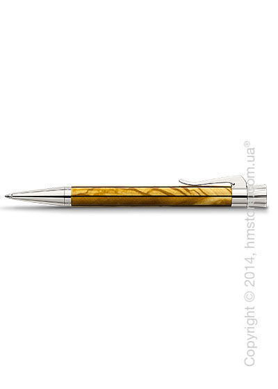 Ручка шариковая Graf von Faber-Castell серия Elemento, коллекция Olive Wood