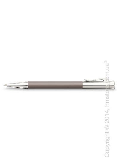 Карандаш механический Graf von Faber-Castell серия Tamitio, коллекция Taupe, Metal