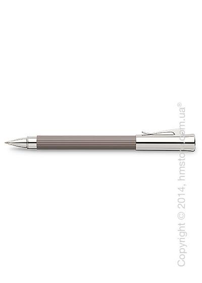 Ручка роллер Graf von Faber-Castell серия Tamitio, коллекция Taupe, Metal