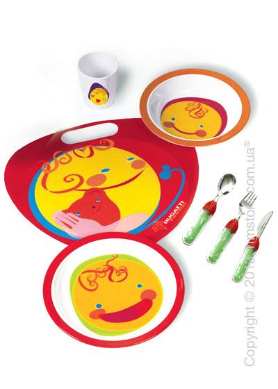 Набор детской посуды Bugatti Mondo