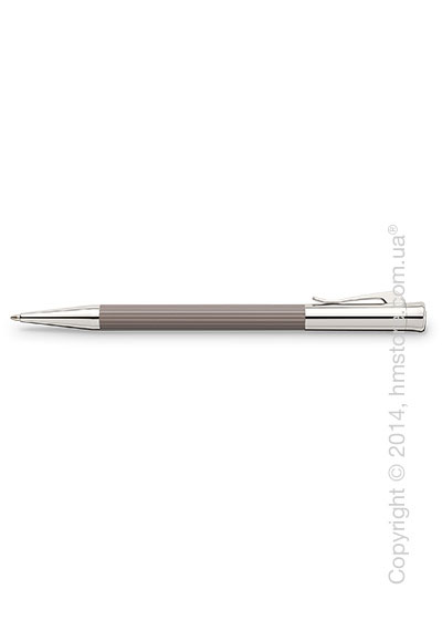 Ручка шариковая Graf von Faber-Castell серия Tamitio, коллекция Taupe, Metal