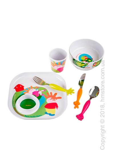 Набор детской посуды Bugatti Sweet Home
