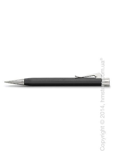 Карандаш механический Graf von Faber-Castell серия Intuition Platino Wood, коллекция Ebony, Finely Fluted