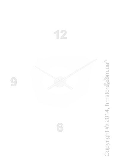 Цифры для настенных часов Nomon Oj, Acrylic White (4)