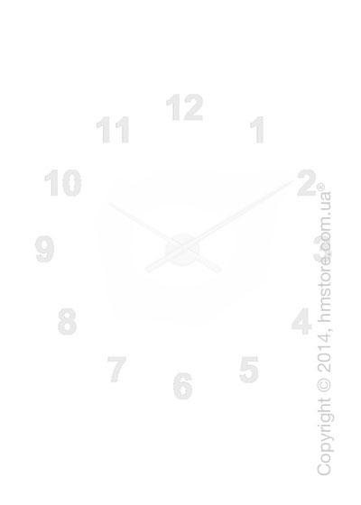 Цифры для настенных часов Nomon Oj, Acrylic White (12)