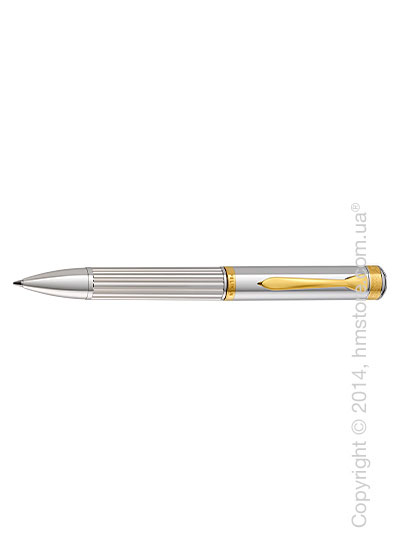 Ручка шариковая Pelikan серия Premium, коллекция Majesty K7000, Silver-Gold