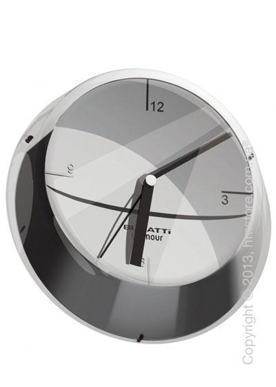 Часы настенные Bugatti Glamour, Хром