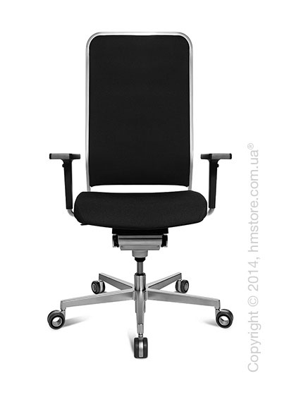 Кресло Wagner W-1 High, Black
