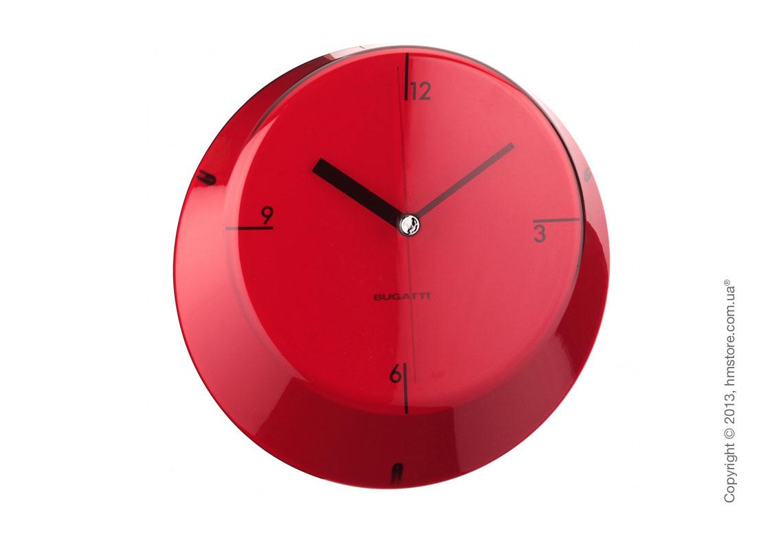 Часы настенные Bugatti Glamour, Красные