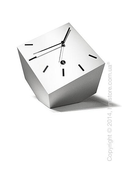Часы настольные Tothora Box 20, White