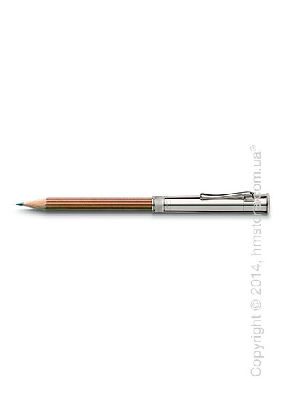 Карандаш Graf von Faber-Castell Perfect Pencil Platinum-Plated, Brown