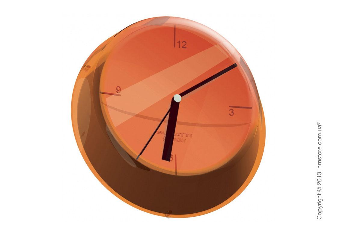 Часы настенные Bugatti Glamour, Оранжевые