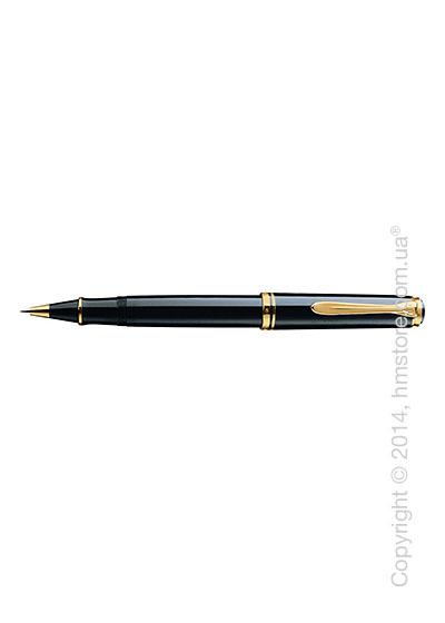 Ручка роллер Pelikan серия Premium, коллекция Souveran R600, Black