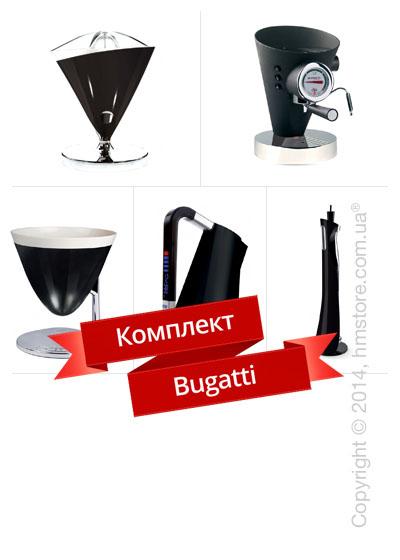 Комплект бытовой техники Bugatti, Black