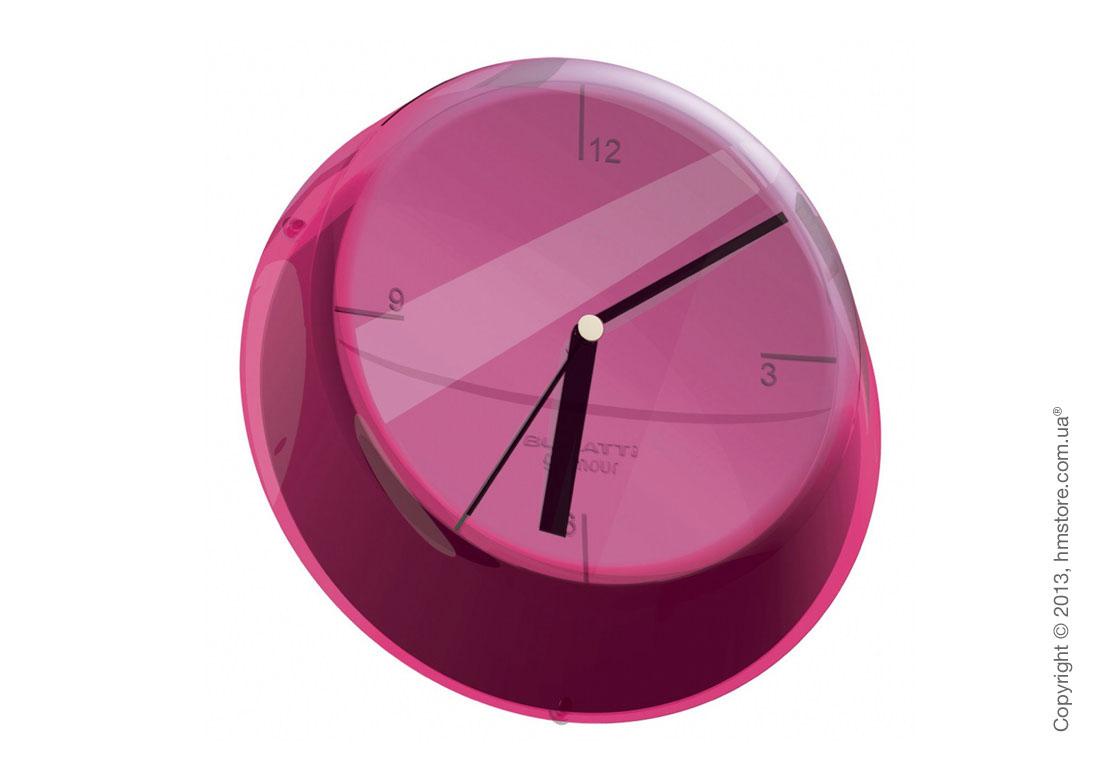 Часы настенные Bugatti Glamour, Лиловые